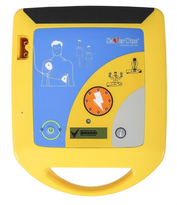 Bérelhető Saver One defibrillátor