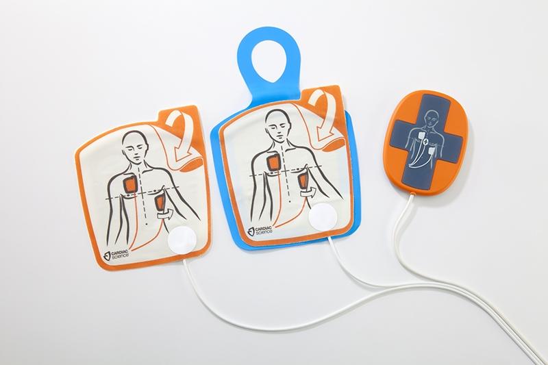 Cardiac Science G5 felnőtt elektróda CPR visszajelzővel