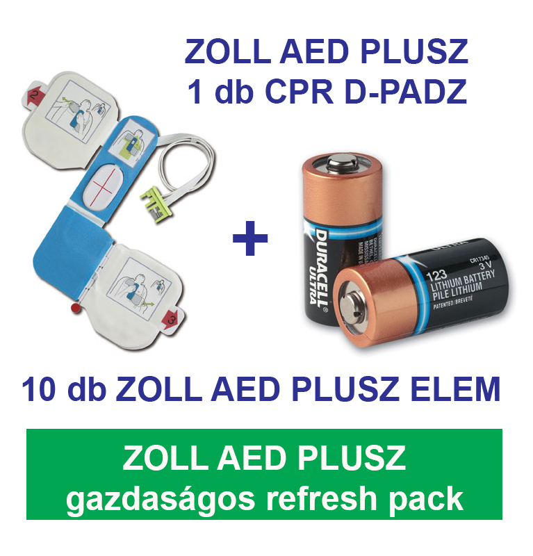 Zoll  AED PLUS refresh pack