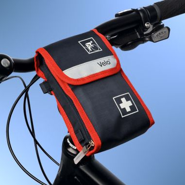 Kerékpáros elsősegély-felszerelés