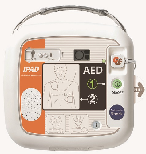 CU Medical iPAD SP1 automata defibrillátor