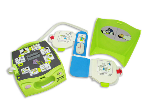 Zoll  AED PLUS trainer II.